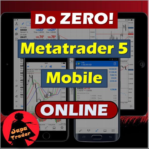 Curso METATRADER 5 Mobile